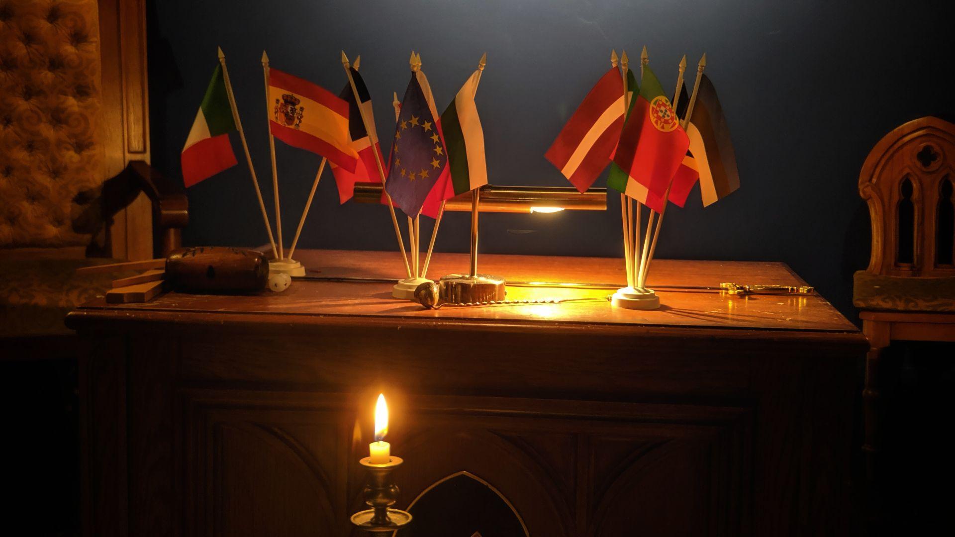 Współpraca Międzynarodowa Wielkiego Wschodu Polski
